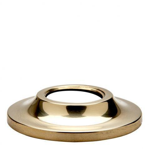"Waterworks Universal Angle Watercloset Supply Kits 1/2"" Sweat x 3/8"" O.D. Compression in Burnished Brass"