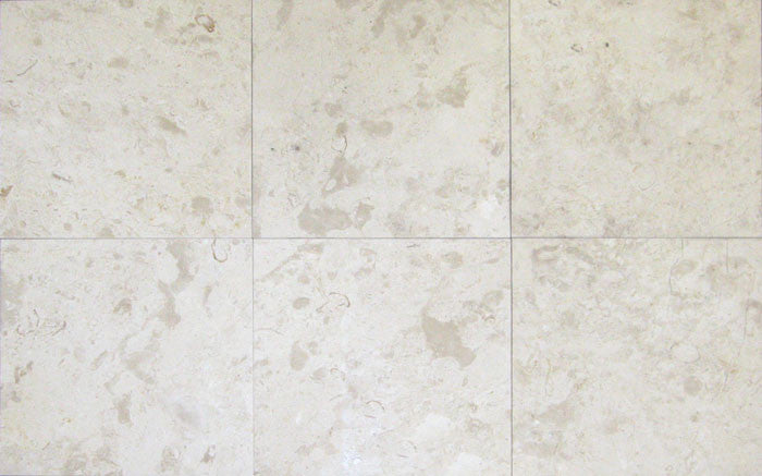 Stone Partnership Field Tile 12 x 12 in Beige