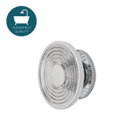 Waterworks Decibel Wall Mounted LED Sconce in Chrome