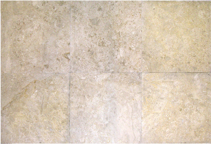 Stone Partnership Field Tile 18 x 18 in Tan