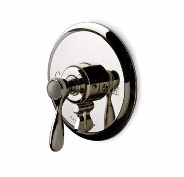Waterworks Easton Classic Pressure Balance with Diverter Trim in Nickel