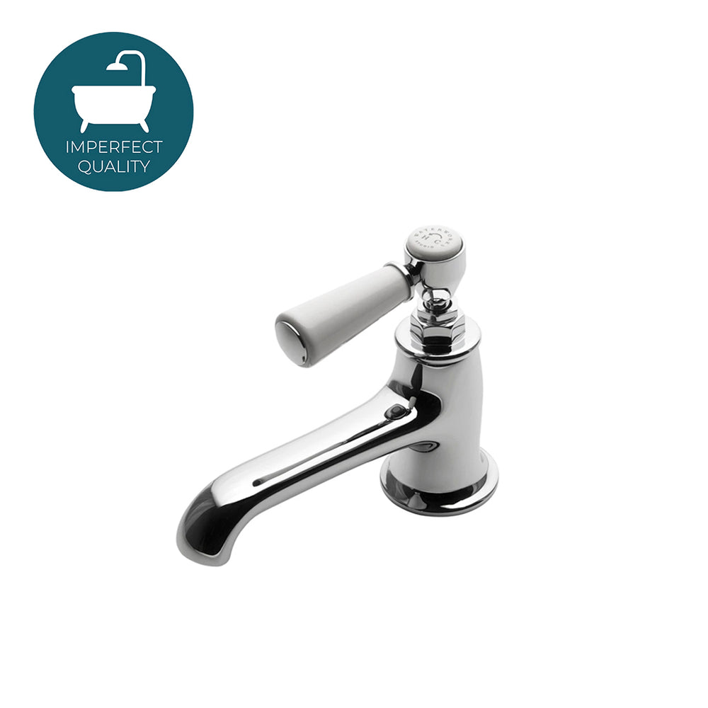 Waterworks Highgate Low Profile Lavatory Faucet in Nickel