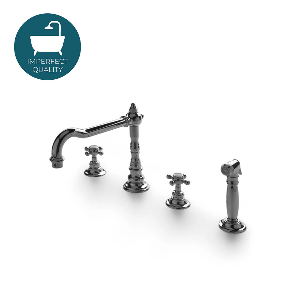 Waterworks Julia High Profile Kitchen Faucet in Chrome