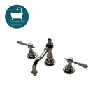 Waterworks Julia High Profile Lavatory Faucet in Nickel
