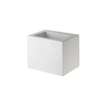 Waterworks .25 Lithic Rectangular Wall Mounted Single Sink for One Hole Faucet