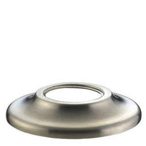 "Waterworks Enfield 1 1/2"" Knob in Matte Nickel"