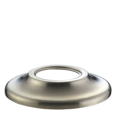 Waterworks Universal Roman Number Three Way Pressure Balance Diverter Trim in Matte Nickel