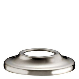 "Waterworks Decibel 1 1/2"" Knob in Nickel"