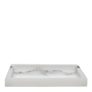 Waterworks Scribe Tray in Frost/Charcoal