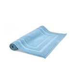Waterworks Perennial Bath Mat in Light Blue