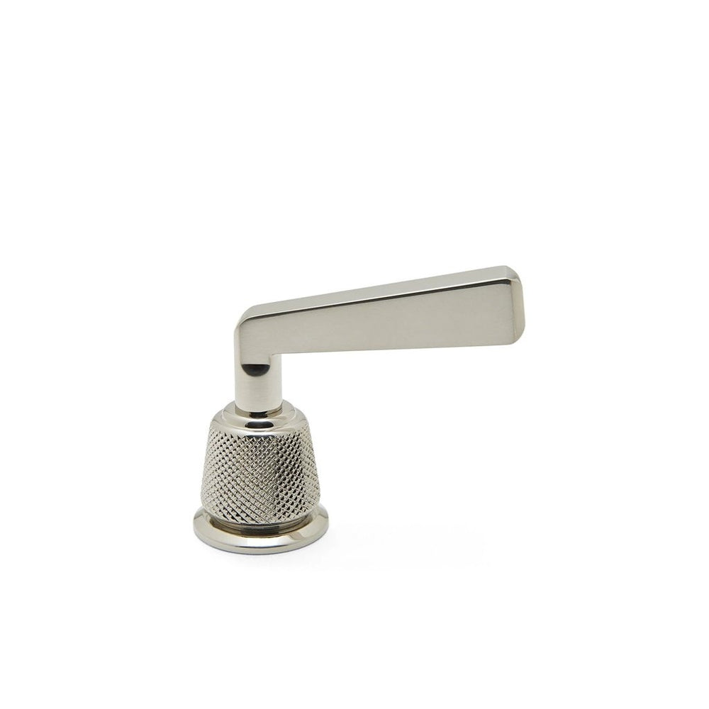 "Waterworks R.W. Atlas 2 1/8"" Lever Handle Pull in Nickel"