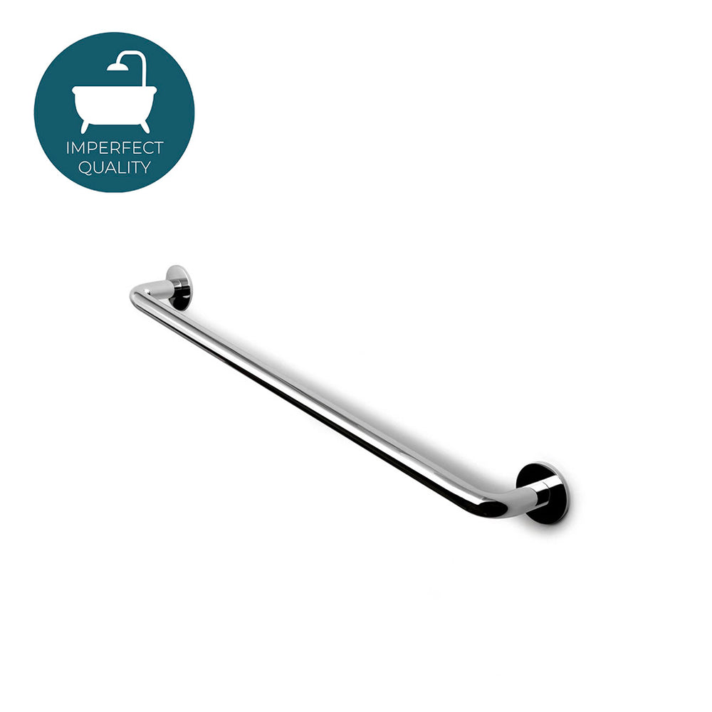 "Waterworks Flyte 24"" Metal Towel Bar in Chrome"