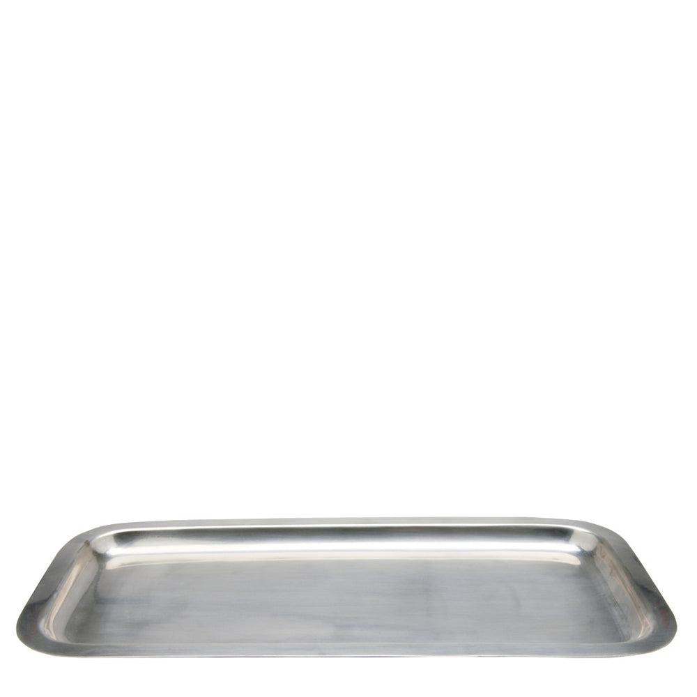 Waterworks Wallingford Tray in Silver