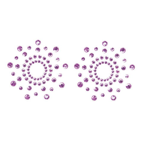 Mimi Nipple Covers - Purple