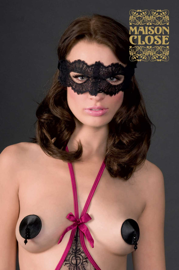 Le Sublime Lace Eye Mask