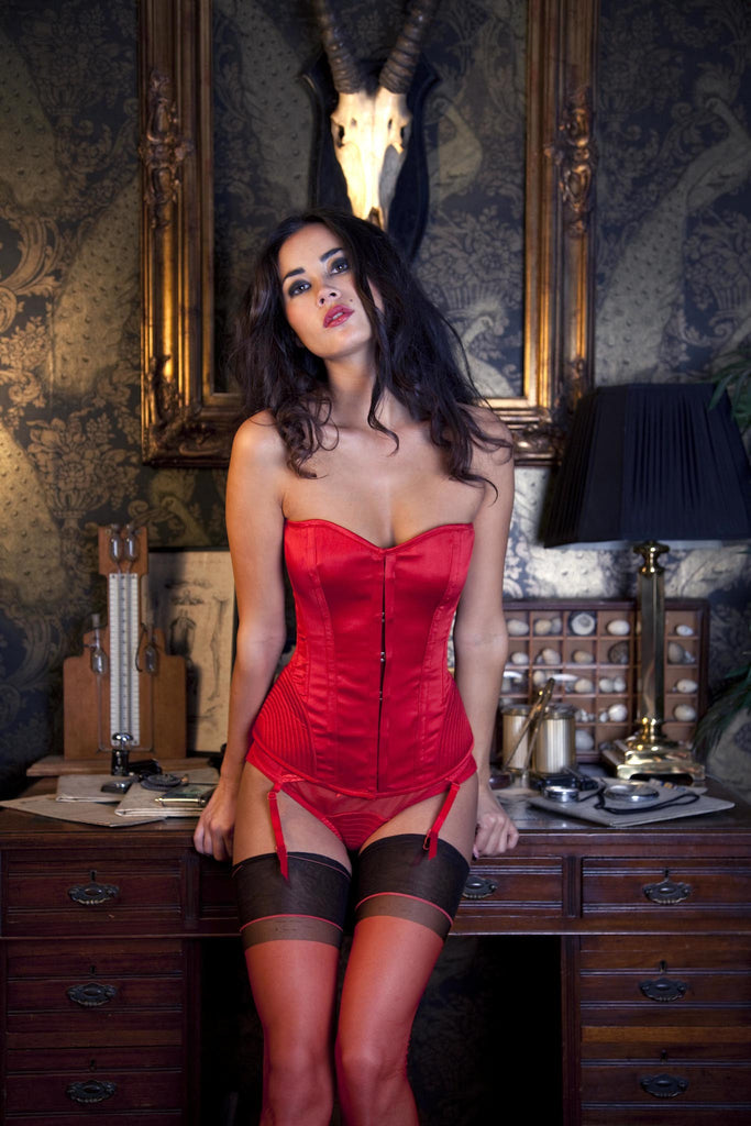 Love Corset Red