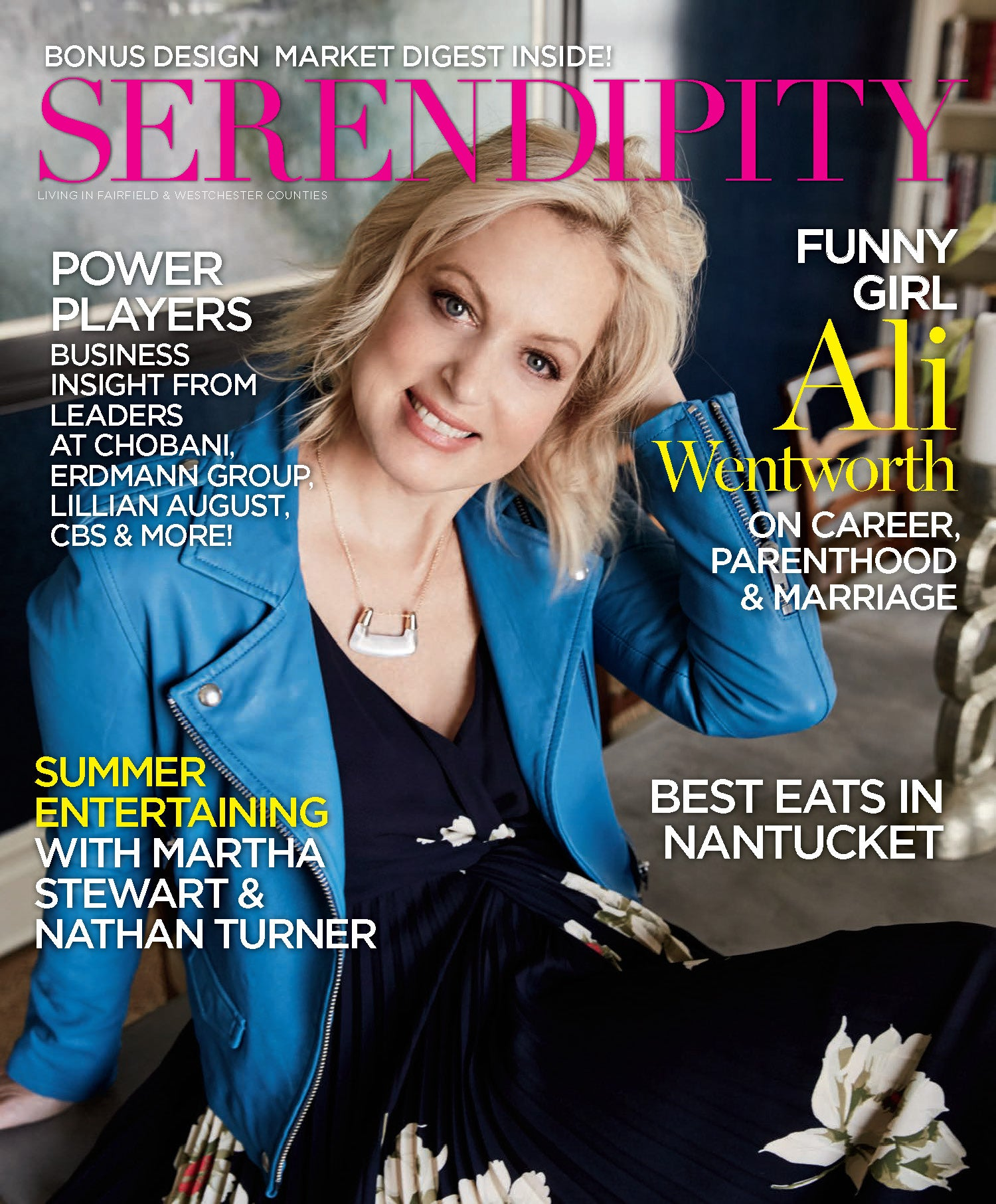 Serendipity Magazine, May 2018