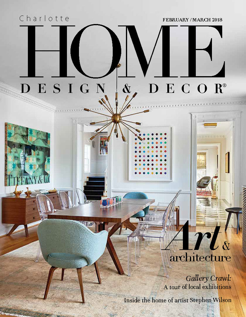 Charlotte Home Design & Decor - March 2018 - Lillian August ...