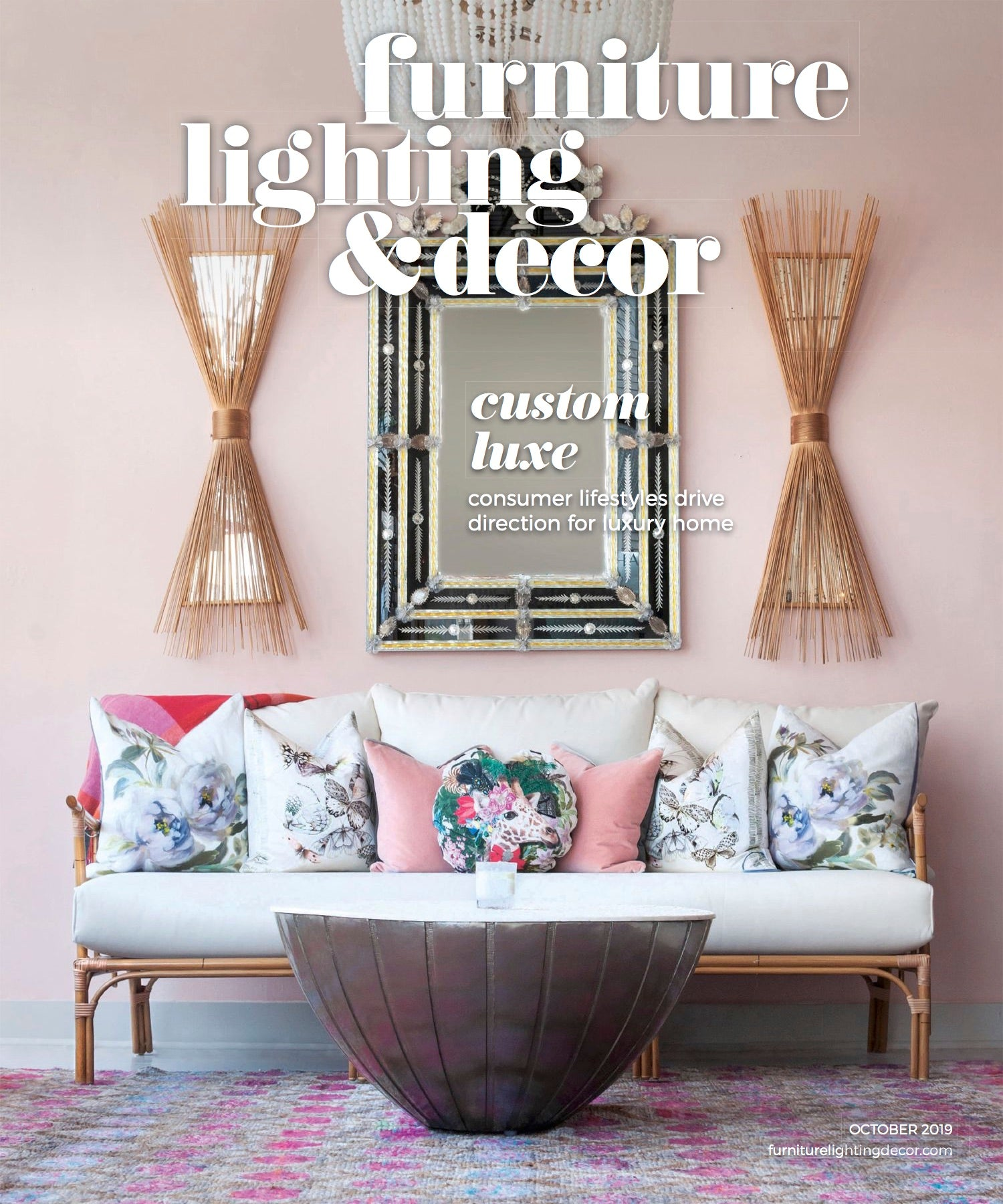 Furniture Lighting & Decor - October 2019