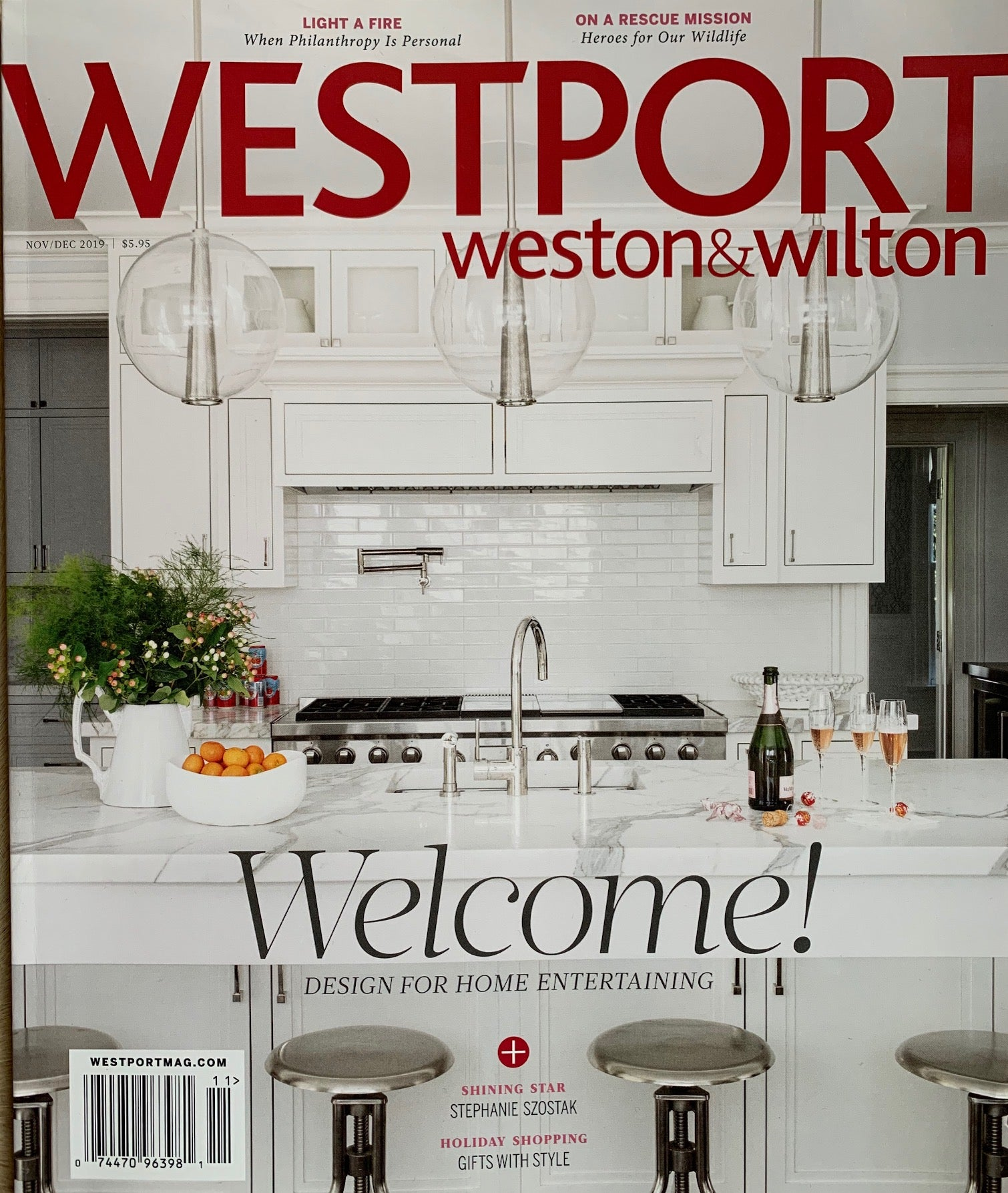 Westport Magazine Nov/Dec 2019