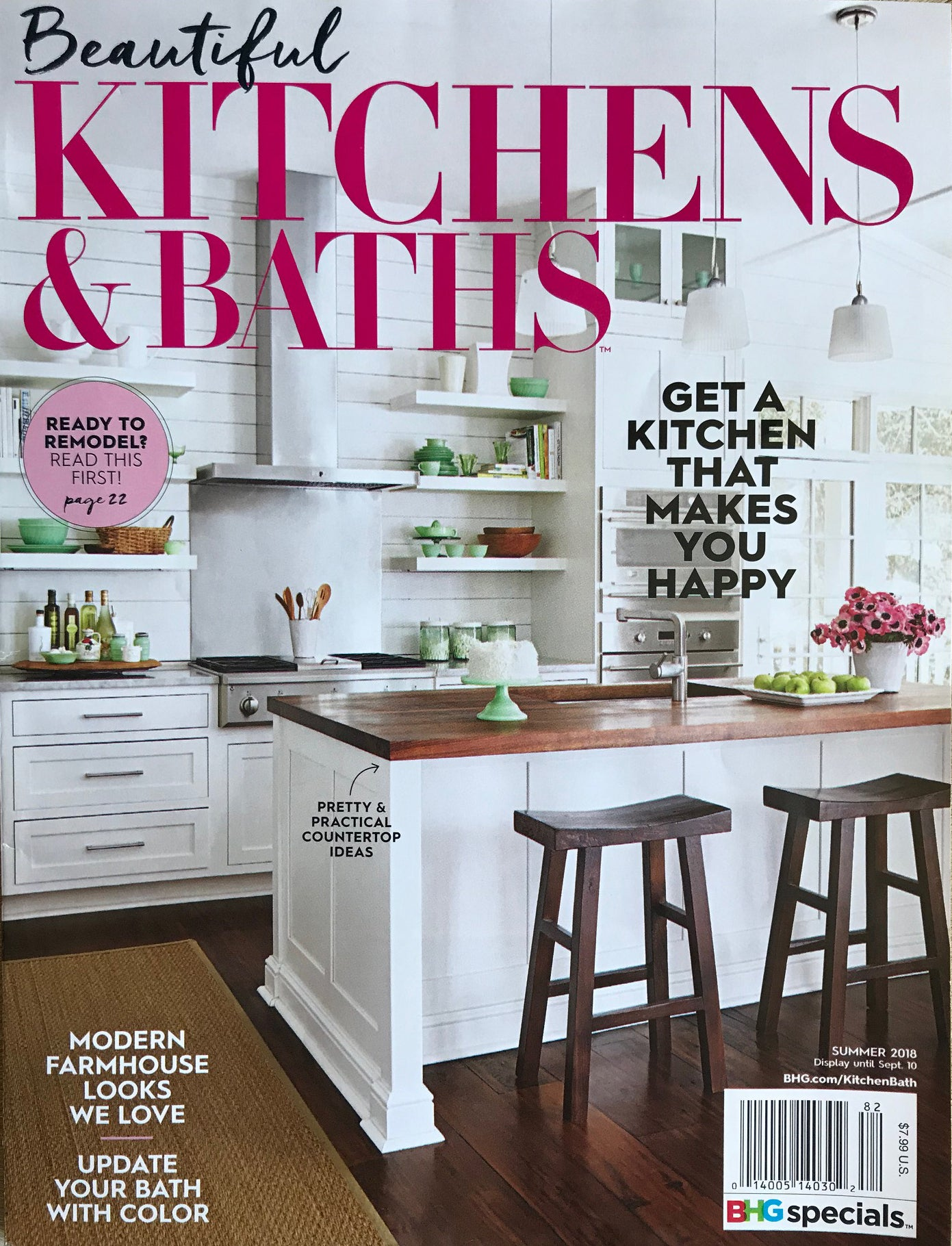 Beautiful Kitchens & Baths - Summer 2018