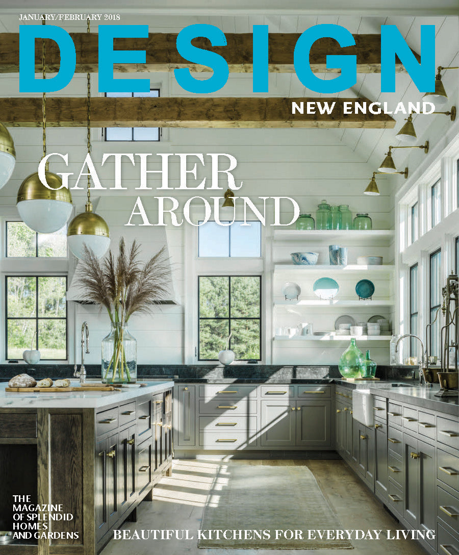 Design New England - January/February 2018