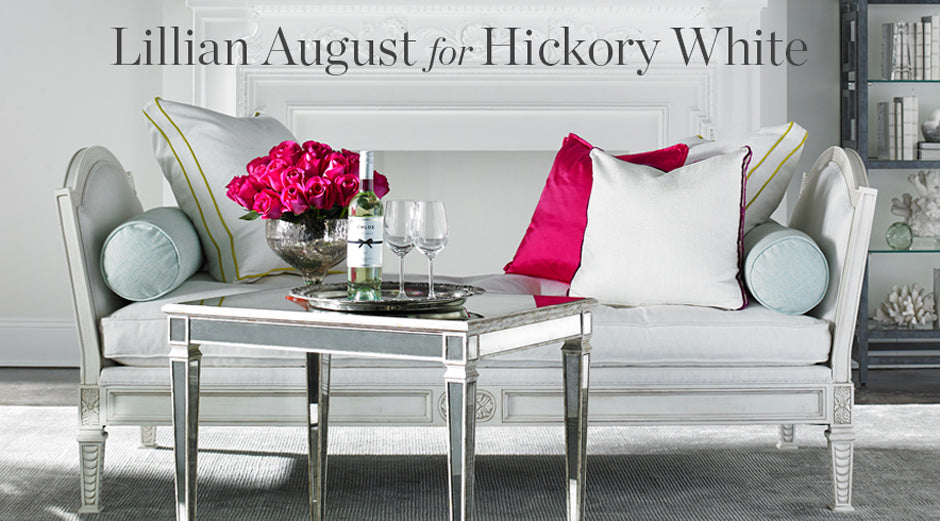 Lillian August For Hickory White Lillian August