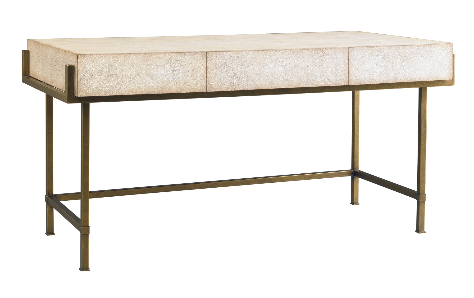 SIMONE SHAGREEN DESK