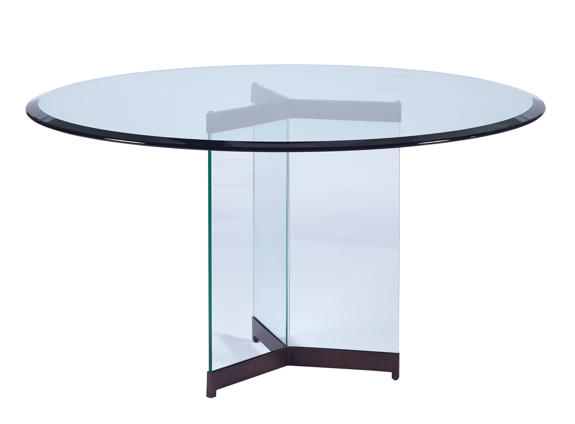 AVA PEDESTAL DINING TABLE
