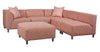 NAPLES 6 PIECE SECTIONAL