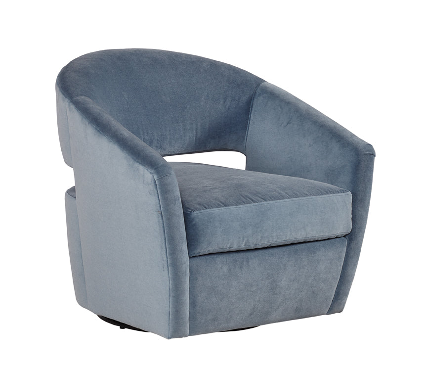 REGGIE SWIVEL CHAIR (LA EXPRESS)