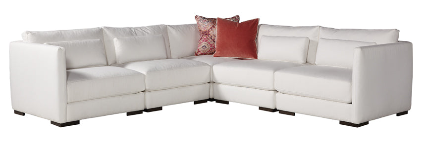 BOTERO 5 PIECE SECTIONAL (LA EXPRESS)