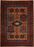 "Tribal, Area Rug - 7' 4"" x 10' 1"""