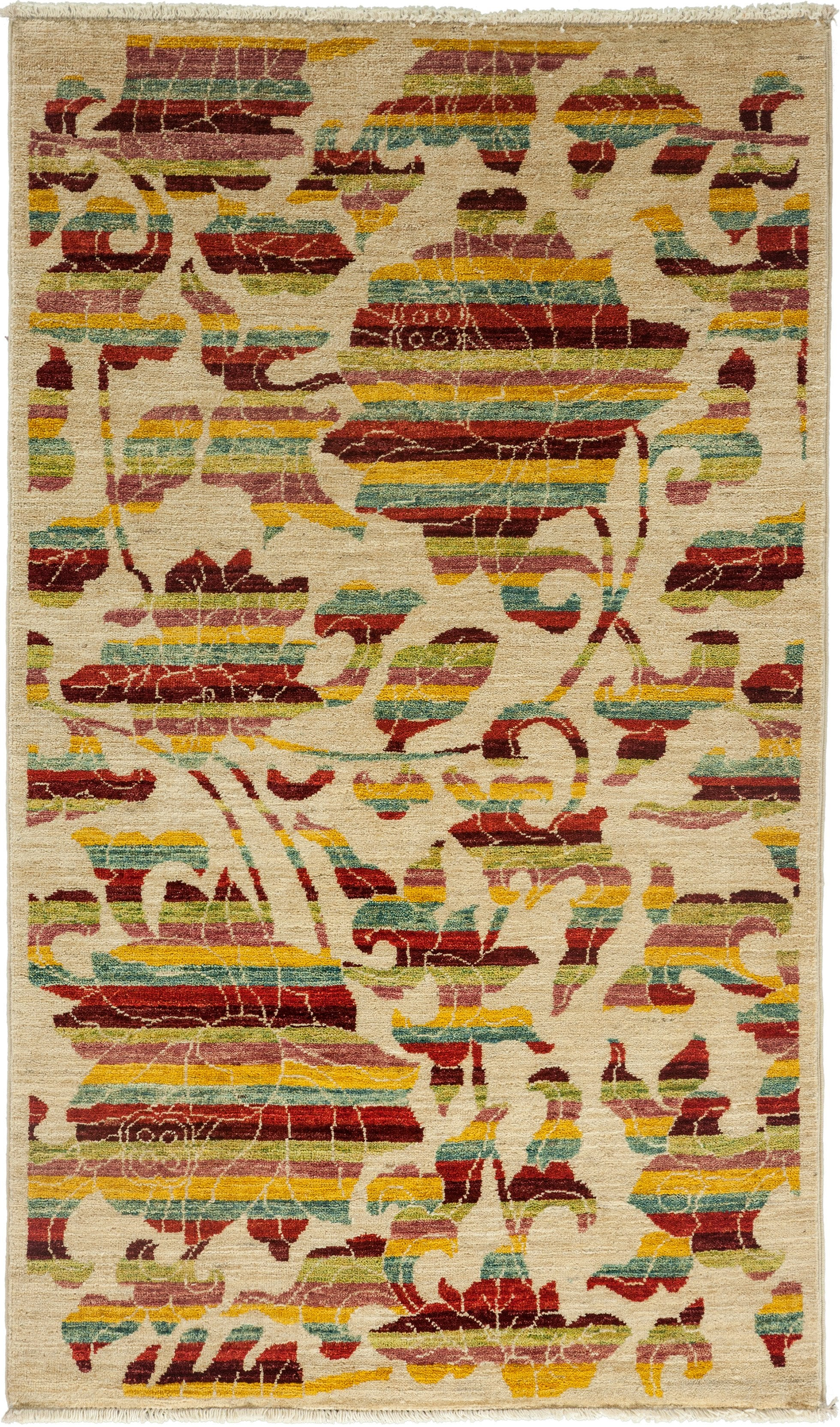 "Arts & Crafts, Area Rug - 3' 0"" x 5' 1"""