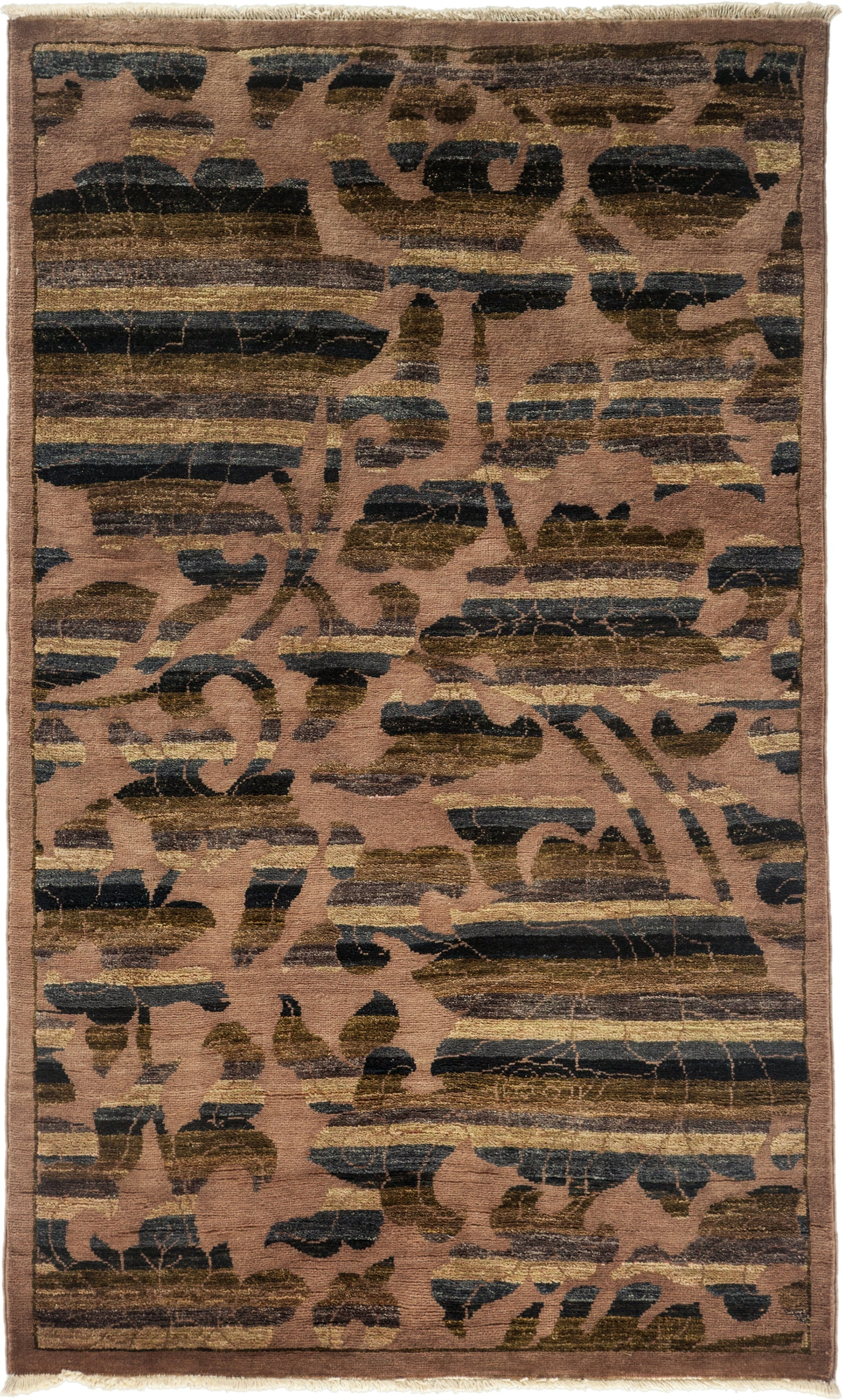 "Arts & Crafts, Area Rug - 3' 1"" x 5' 2"""