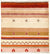 "Tribal, Area Rug - 2' 1"" X 2' 1"""