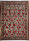 "Persian, Multi Wool Area Rug - 8' 2"" x 11' 3"""