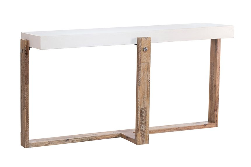 SANTORINI RECTANGLE CONSOLE