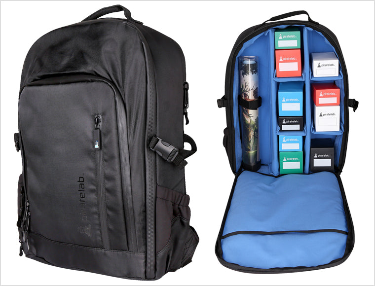 363272b4a128 The Backpack features an interior flat storage pocket