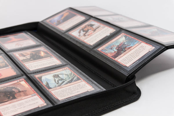 Summoner 480 Card Binder Unfolded Magic