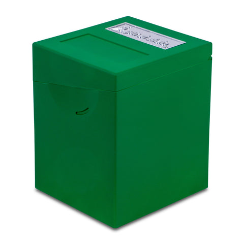 Defender Deck Box, Hinge Series, Green