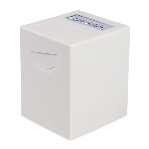 Defender Deck Box, Hinge Series, Bone White