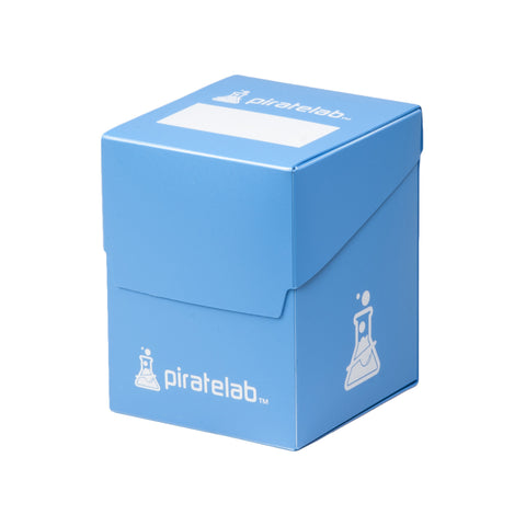 Pirate Lab Blue 120-Card Deck Box