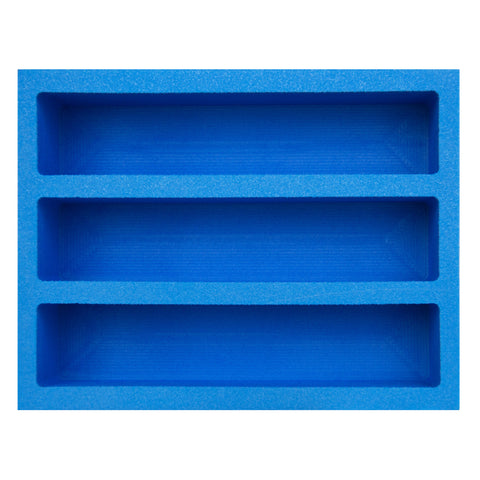 Pirate Lab Collectable Card 3-Row Max Capacity Tray