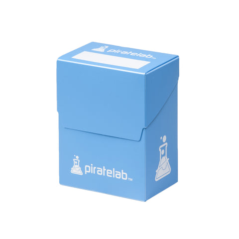 Pirate Lab Blue 80-Card Deck Box