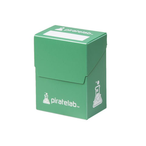 Pirate Lab Green 80-Card Deck Box