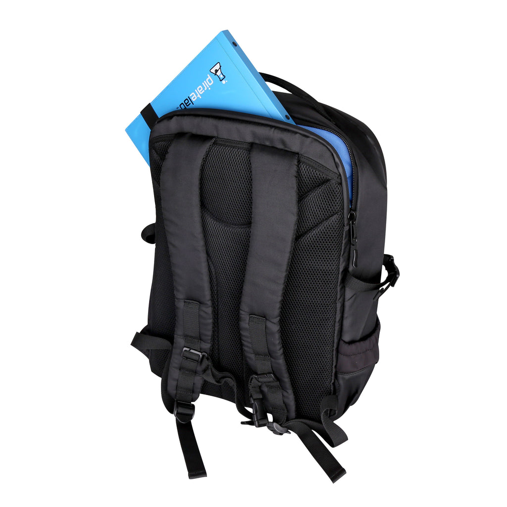 ... Card Carrying Backpack With Binder Storage ...