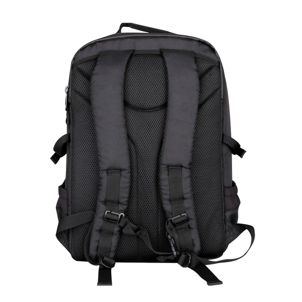 Black Card Carrying Backpack