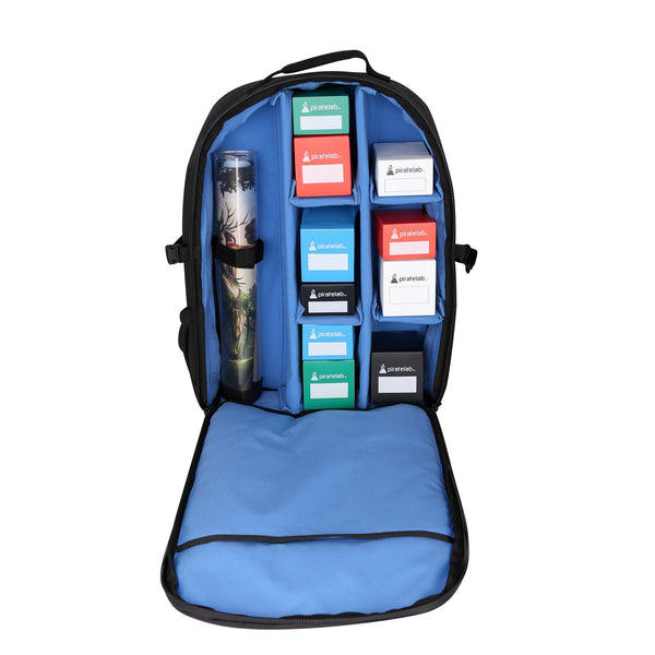 Card Carrying Backpack Deck Box Storage
