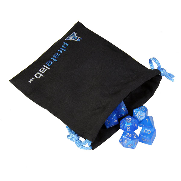 Pirate Lab Dice Bag with Dice